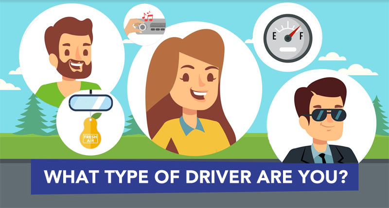 What Type Of Driver Are You quiz thumbnail