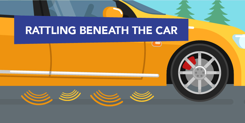 Strange Car Noises? Here's What's Causing It | Help & Advice