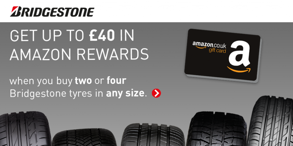 Bridgestone Summer 2020 promotion