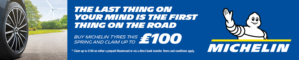 Michelin Spring 2021 promotion